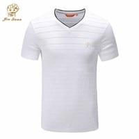 Short Sleeve 2019 Summer Funny Logo Print White T shirt Tops Tees JQ H1810