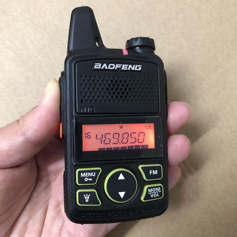 Image 4 - Baofeng bf t1 UHF 400 470 МГц 20CH baofeng T1 мини ультра тонкий микро вождения BaoFeng отель гражданский иди и болтай walkie talkie-in Рация from Мобильные телефоны и телекоммуникации
