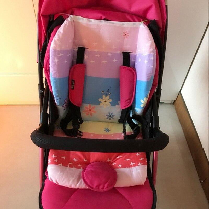 Four Seasons Used Baby Stroller Car Seat Pushchair Cushion Stroller Mat Infant Pram Padding liner Mattress Stroller Accessories