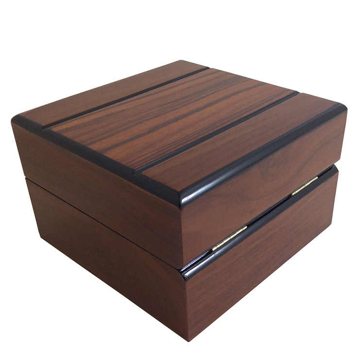 Suitable for high grade wooden OEM custom watch box,  china packaging boxes supply coffret montres packaging boxes custom item