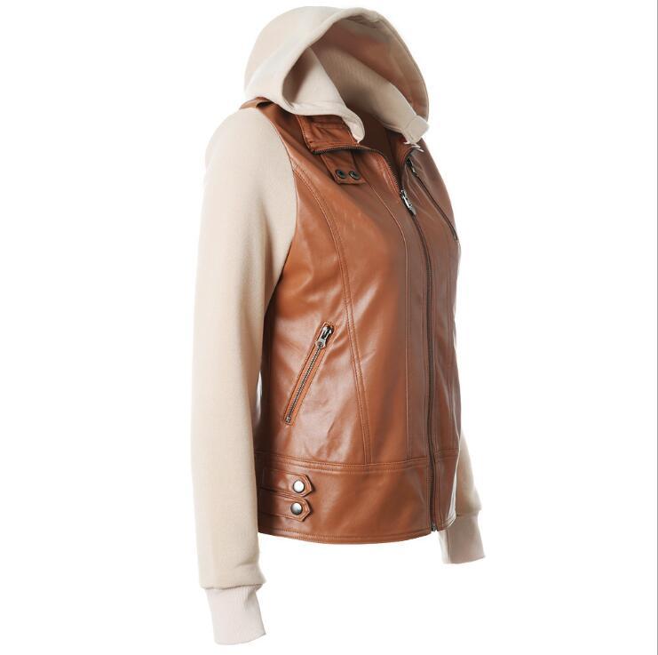Outwear Streetwear 2019 Casual Veste Automne 5 De Chaude Slim Zipper Femmes Manches 1 2 Manteau Up Longues Mode 4 Solide 3 Vestes Vente Printemps SAUwqSC8x