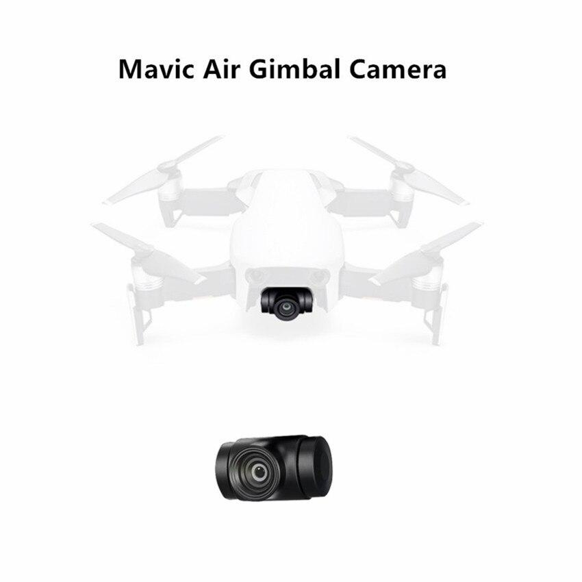 Original Mavic Air Gimbal Camera With Flex Cable & Vibration Absorbing Board for DJI Mavic Air 4k Camera Spare Parts