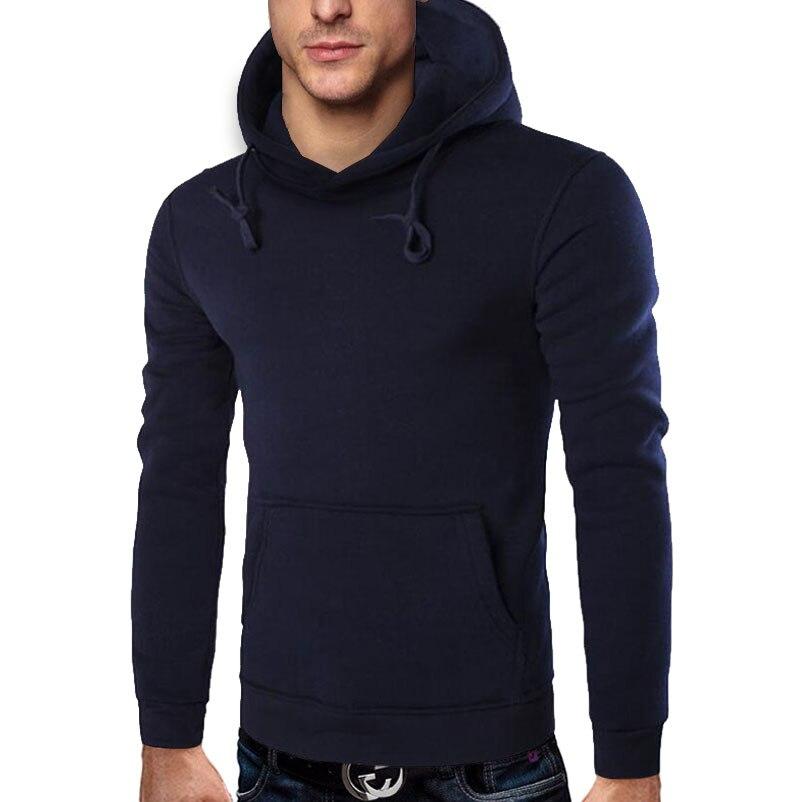 ZSHAIN Hip Hop Jacket Sweatshirt Slim Fit Men Hoody