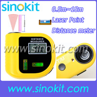 Free Shipping Area Volume Addition Subtraction Calculation Laser Point Ultrasonic Distance Meter STCP3010