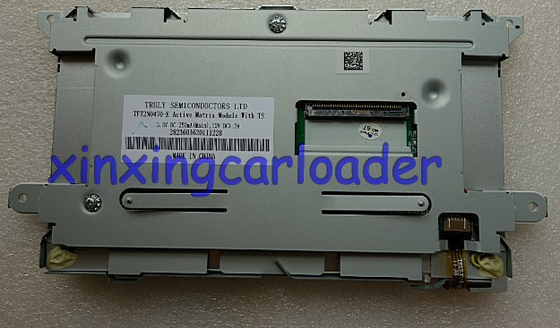 GRATIS verzending gloednieuwe auto 6CD schijf CD-eenheid Display - Auto-elektronica