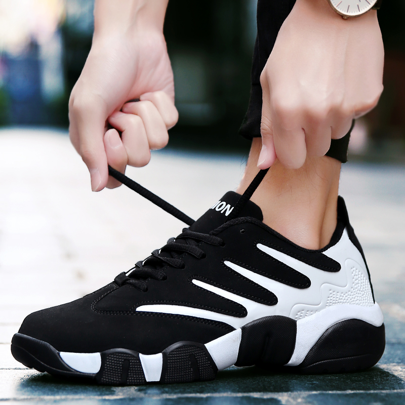 spring Popular Brand outdoor Running Footwear For Men Comfortable Sports Shoes Cheaper Running Good Quality Men jogging shoes
