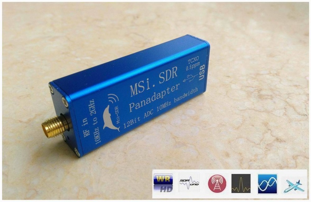 US $50 04 2019 New MSI SDR 10kHz to 2GHz Panadapter SDR