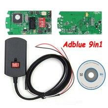 Adblue 8 в 1/9in1 вариант универсального Adblue 9 в 1 не нужно никакого программного обеспечения 9in1 8in1 эмуляция Adblue коробка для мульти-бренды грузовиков