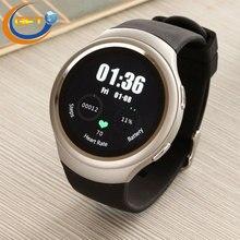 GFT D09 Smart Uhr pulsmesser bluetooth Android uhr Telefon unterstützung sim-karte Smartwatch für smartphone