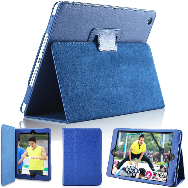 For New Ipad 9.7 2019 Case Folding Pu Leather Flip Cover A1822 A1893 Smart Wake Up Sleep Stand Cases For Ipad 2019 Case 9.7 Inch