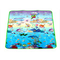 200*180cm Baby Activity Mat Game Pad Child Crawling Rug Double Sides Baby Carpet Ocean Blanket Baby Play Mat