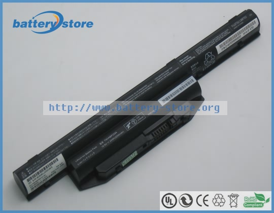 FREE SHIP 24W Genuine Battery CP651529-01, FMVNBP231 , FPCBP415 FOR FUJITSU  Lifebook A564, A544, A514, A555, A557