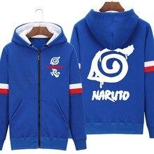 Naruto Zipper Jacket Hoodie (19 styles)