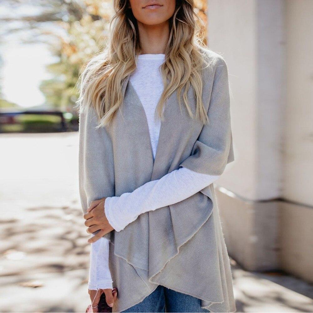 2018 Herbst Frauen Weste Jacke Solide Plüsch Faux Fur Ärmelloses Halten Warme Weste Mantel Vorne Offen Weibliche Weste