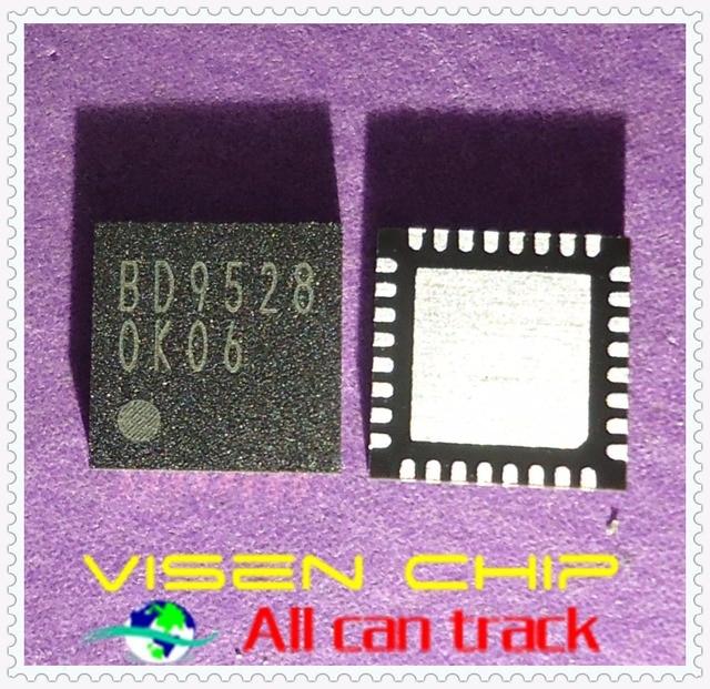5pcs ROHM  BD9528MUV BD9528   9528  QFN32 in stock
