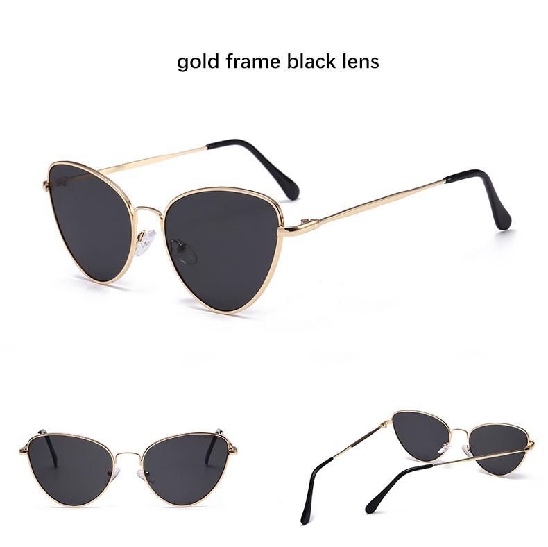 HTB1CXLCSXXXXXa2XXXXq6xXFXXXR - Red Cat Eye Transparent Lens Vintage Sunglasses Retro 70s Design