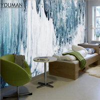 3d Images Hd Landscape Wallpaper Custom Murals Abstract Ink Landscape Bedroom Wall Decor Dining Room Wall Art TV Room Furniture