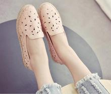 Free shipping!!!   2016 new women's shoes in Europe and America white shoes flat loafers fisherman stylish and comfortable shoes