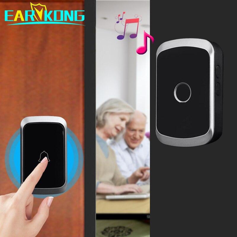 wireless doorbell alarm