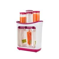 Baby Food Containers Storage Baby Feeding Maker Supplies Newborn Food Fruit Juice Maker child Food distributor kids
