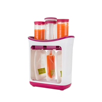 Baby Food Containers Storage Baby Feeding Maker Supplies Newborn Food Fruit Juice Maker child Food distributor kids