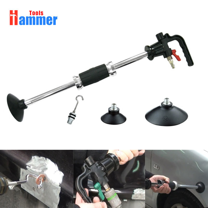 Air Vacuum Pneumatic Dent Puller Suction Cup Dent Puller Paintless Dent Repair Kit