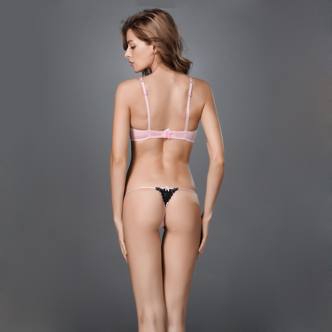 peach naked