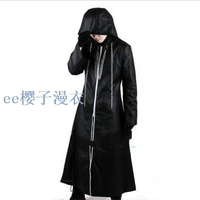 Organization Xiii Cosplay Cloak Kingdom Hearts Cos Costumes Clock Japan Anime Costume Sets Different