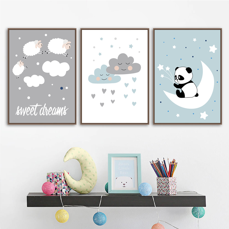 Wall Art Canvas Painting Nordic Posters