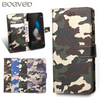 BOGVED Original Camouflage Phone Case For Huawei P8 Lite 2017 Version Silicone Cover For Huawei P8