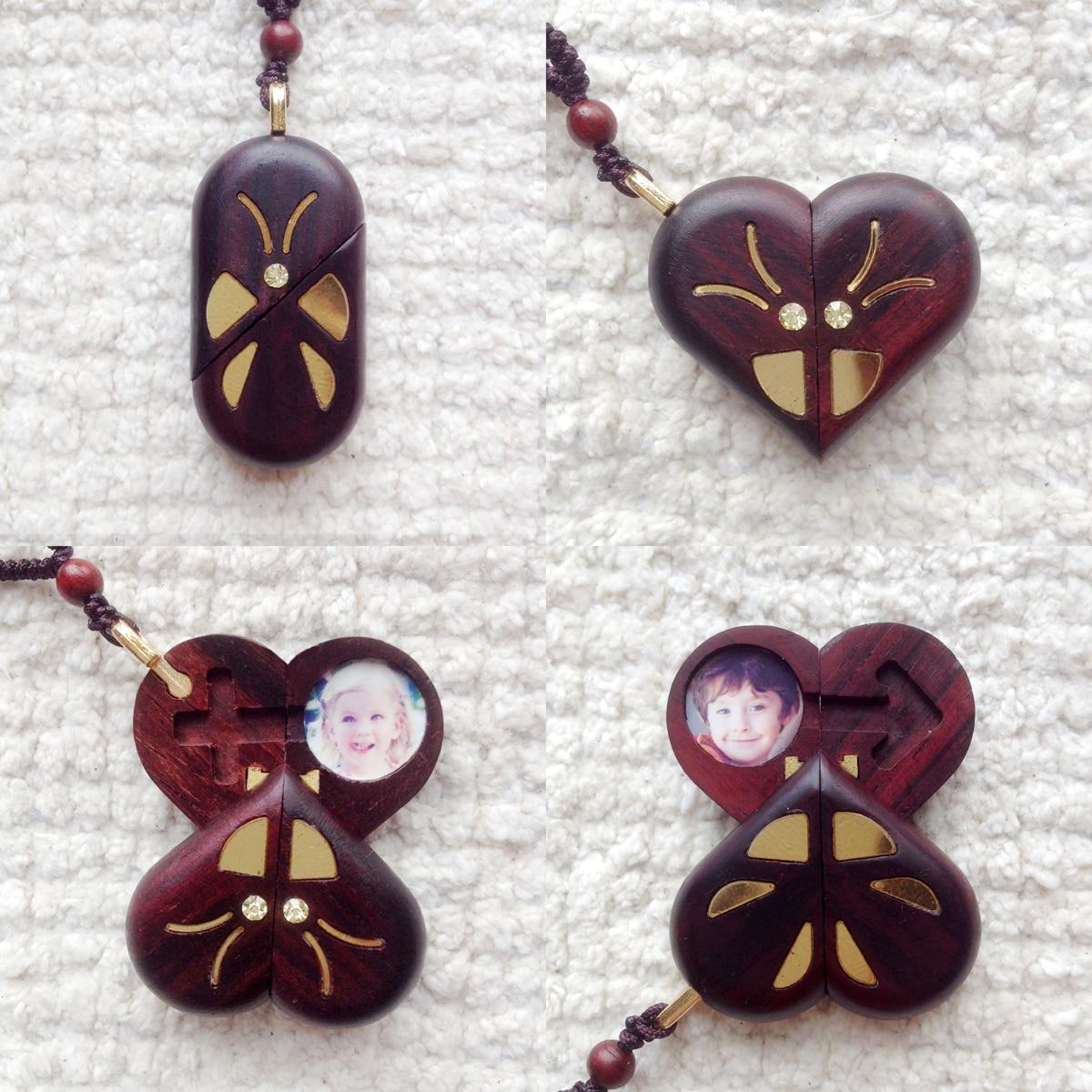 Le médaillon illusionniste papillon cadre Photo pendentif colliers tour de papillon magique noël anniversaire saint valentin cadeau