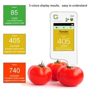 Image 2 - Taşınabilir nitrat su ve radyasyon dedektörü gıda, et, balık nitrat test cihazı, su TDS, radyasyon dedektörü/sağlık