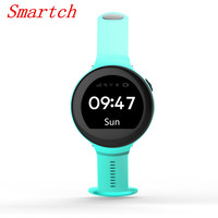Smartch New S668 Waterproof Smart Watch Kids Child Android Wristwatch GPS SOS Remote Monitoring for iOS Android Smart Phone in S