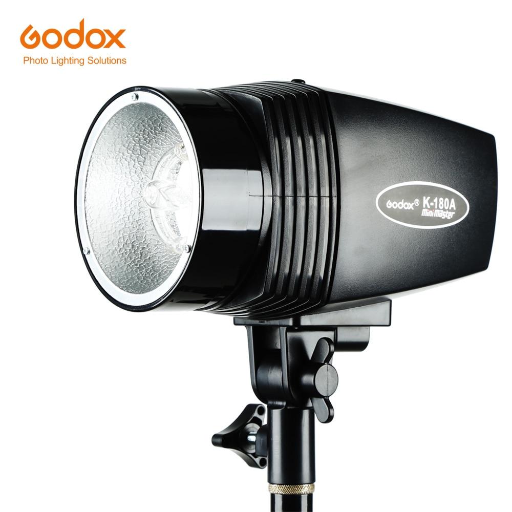 Godox K 180A 180 วัตต์ Monolight ถ่ายภาพสตูดิโอถ่ายภาพ Strobe ไฟแฟลชหัว (มินิ Master สตูดิโอแฟลช)-ใน แฟลช จาก อุปกรณ์อิเล็กทรอนิกส์ บน AliExpress - 11.11_สิบเอ็ด สิบเอ็ดวันคนโสด 1