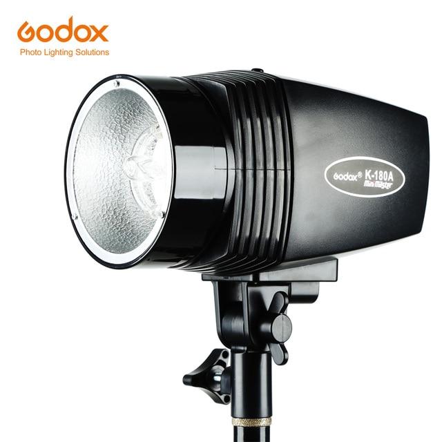 Godox K 180A 180 วัตต์ Monolight ถ่ายภาพสตูดิโอถ่ายภาพ Strobe ไฟแฟลชหัว (มินิ Master สตูดิโอแฟลช)