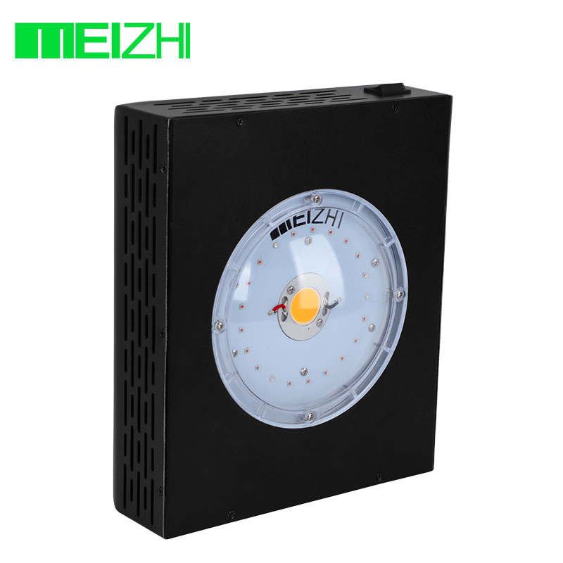 MEIZHI 300W Full Spectrum COB LED Grow Light Indoor CreeLEDs High Intensity Indoor Garden Hydroponics Plant Growing Light
