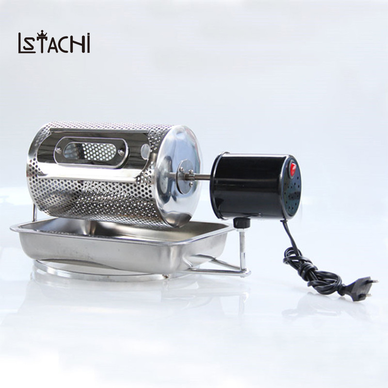 LSTACHi 220V /110V Electric Stainless Steel Coffee Roaster Used In Gas Stove Or Electric StoveLSTACHi 220V /110V Electric Stainless Steel Coffee Roaster Used In Gas Stove Or Electric Stove