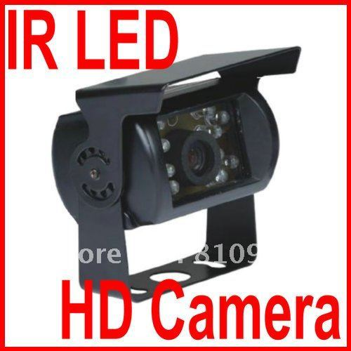 Newest design waterproof Bus/ Truck rear view camera/night vision camera cheap sale