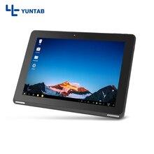 B102 Yuntab Android 5.1 Tablet PC Quad Core 1G + 16G de la Pantalla Táctil del IPS 800*1280 Dual cámara con 6000 mAH de la batería