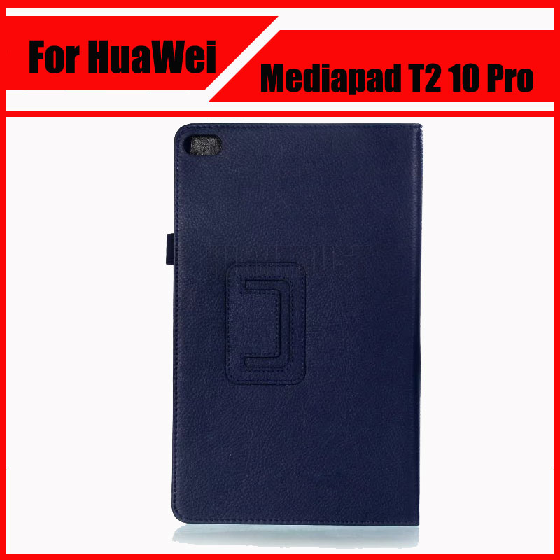 PU Leather Case cover For Huawei Mediapad T2 10.0 Pro Tablet PC Case for Huawei T2 FDR-A01W FDR-A03L 10.1+ Screen Protectors image