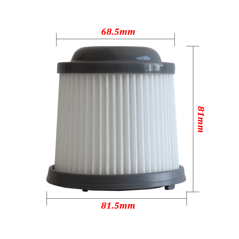 1PC Vacuum Cleaner Dust Hepa Filter for Black & Decker PVF110 PHV1210 PD1820LF/LG PHV1810 PD1420L Replacement Part# 905524331PC Vacuum Cleaner Dust Hepa Filter for Black & Decker PVF110 PHV1210 PD1820LF/LG PHV1810 PD1420L Replacement Part# 90552433