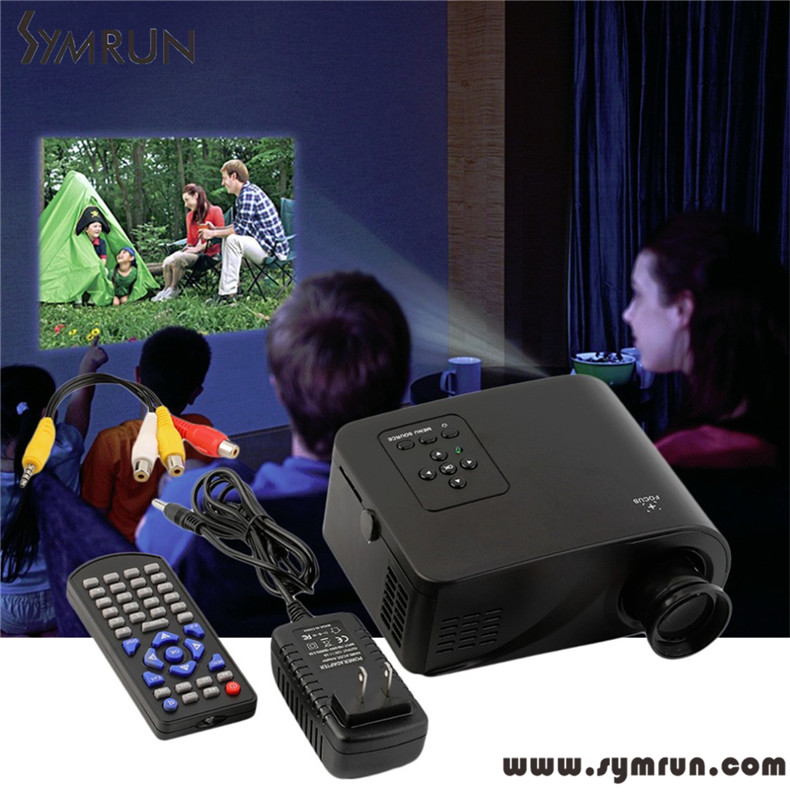 ФОТО Symrun X6 Smart Mini  Digital Projector 2.4G/5G  Hdmi Hd1080P hd  projector