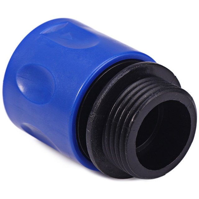 Top Sale Garden Tap Spray Stretch Quick Connect Fitting Hose Adaptor Connector Garden Tools Spray Watering Suppliers