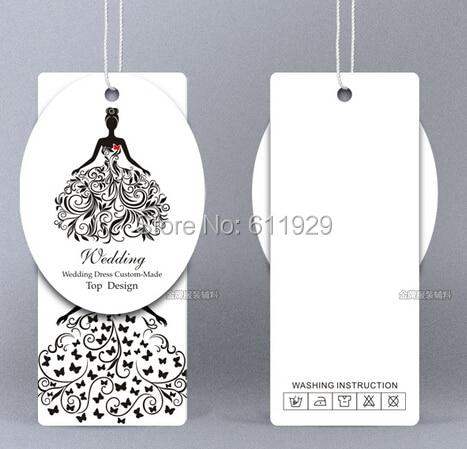 Popular Garment Swing Tags-Buy Cheap Garment Swing Tags lots from ...