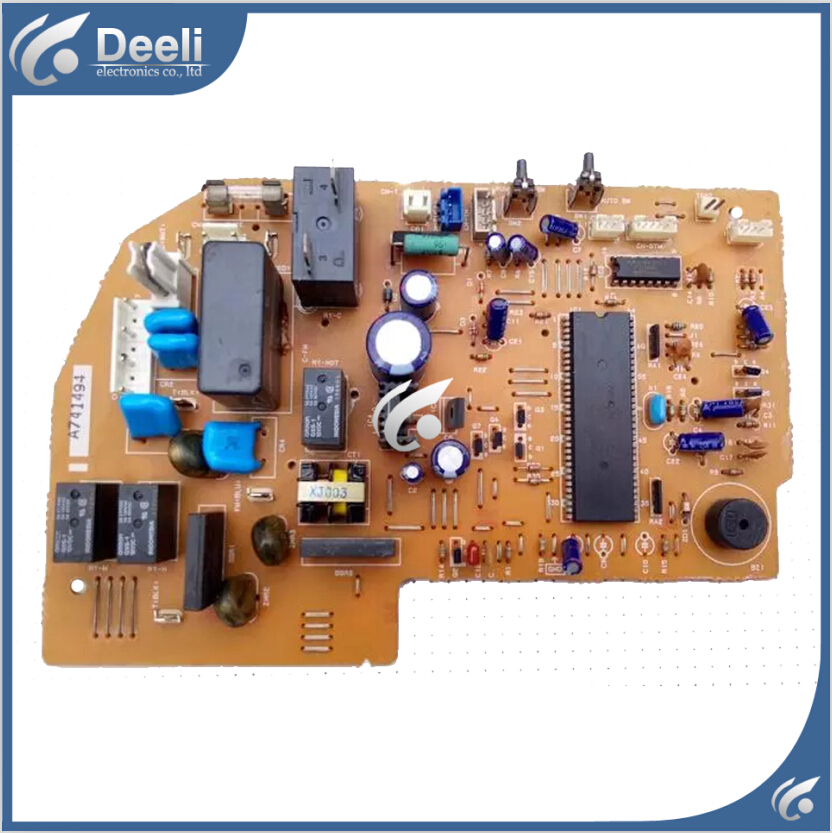 95% new Original for air conditioning Computer board A712137 A741494 A71877-2 A742147 A741495 board original for tcl air conditioning computer board used board