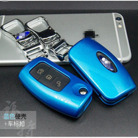 High Quality New ABS Material Products Car Smart Key Cover For Ford Focus 2 Mk2 3