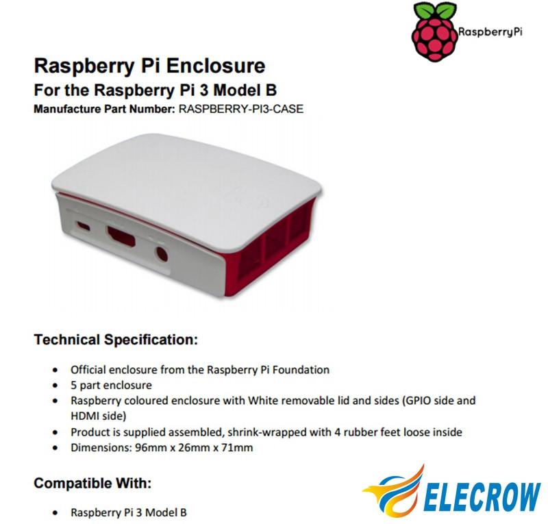 Raspberry pi 3 box5