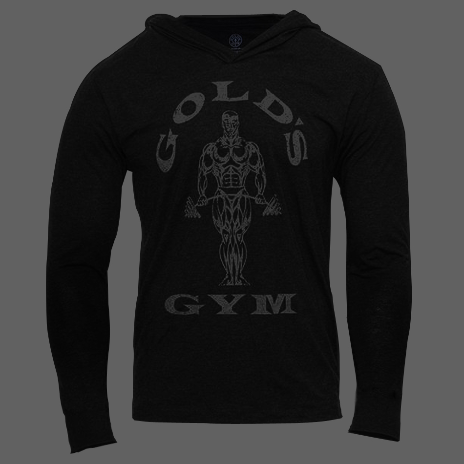 Golds Gym Stronger Than The Boys Ladies Fitted Premium T-Shirt Sportiva Donna