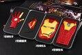 Enfriar Batman Iron Man 6000 mAh Universal de la energía de emergencia Batería externa cargador del banco para iphone 6 plus 5s ipad todos los teléfonos teléfonos