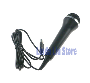 Image 2 - ChengChengDianWan Microphone Wired USB Mic For Xbox360 Wii U Game Console For PS2 PS3 PC Console